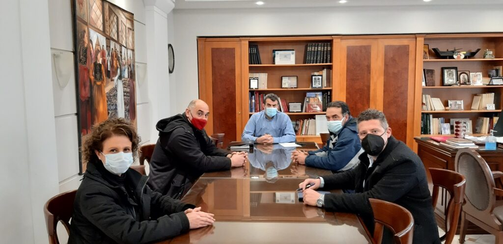 Ο κ. Σαββόπουλος συμφώνησε και στηρίζει τα δίκαια αιτήματά τους, ενώ κοινή ομολογία όλων είναι η αναγκαιότητα επαναφοράς της ενισχυμένης αναλογικής.