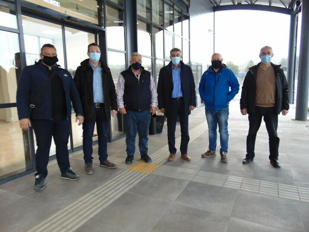 Στο νέο ΚΤΕΛ ο Δήμαρχος Γρεβενών Γιώργος Δασταμάνης – Ανοίγει αύριο Πέμπτη ο σύγχρονος σταθμός