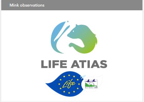 Σημαντική ενημέρωση: Φόρμα Καταγραφής Εισβλητικών Ειδών από το LIFE ATIAS