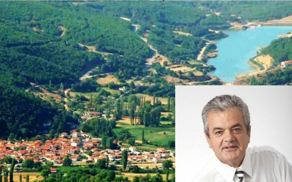 Βελτίωση οδού φράγματος Σισανίου έως Ιερά Μονή Παναγιάς | Προϋπολογισμός: 720.000,00€ με Φ.Π.Α