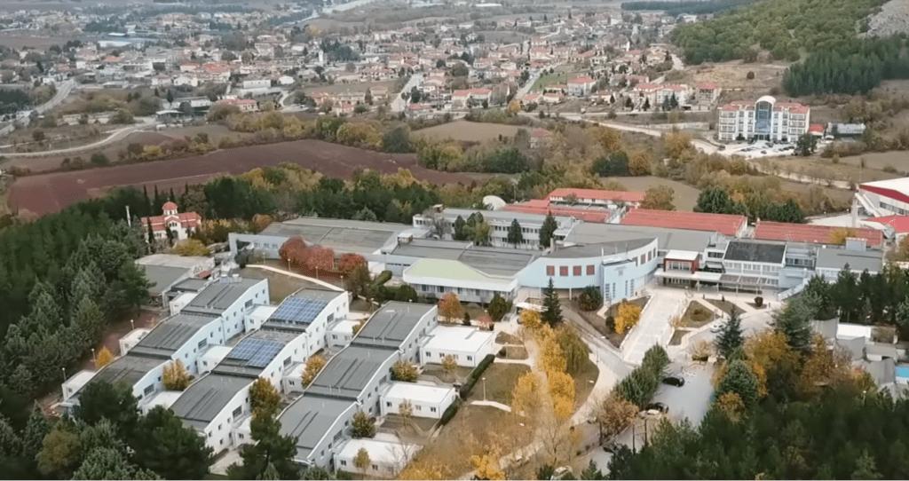 """Πανεπιστήμιο Δυτικής Μακεδονίας   Υπεγράφη σύμβαση για την εκπόνηση της """"Μελέτης Σκοπιμότητας, Οργάνωσης και Θεσμοθέτησης της Ζώνης Καινοτομίας, Καθαρής Ενέργειας και Περιβαλλοντικών Τεχνολογιών""""."""
