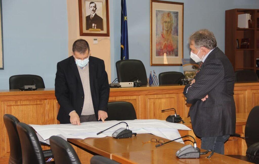 Συνάντηση Εργασίας του Δημάρχου Αμυνταίου με του Αντιπεριφερειάρχες Δυτικής Μακεδονίας