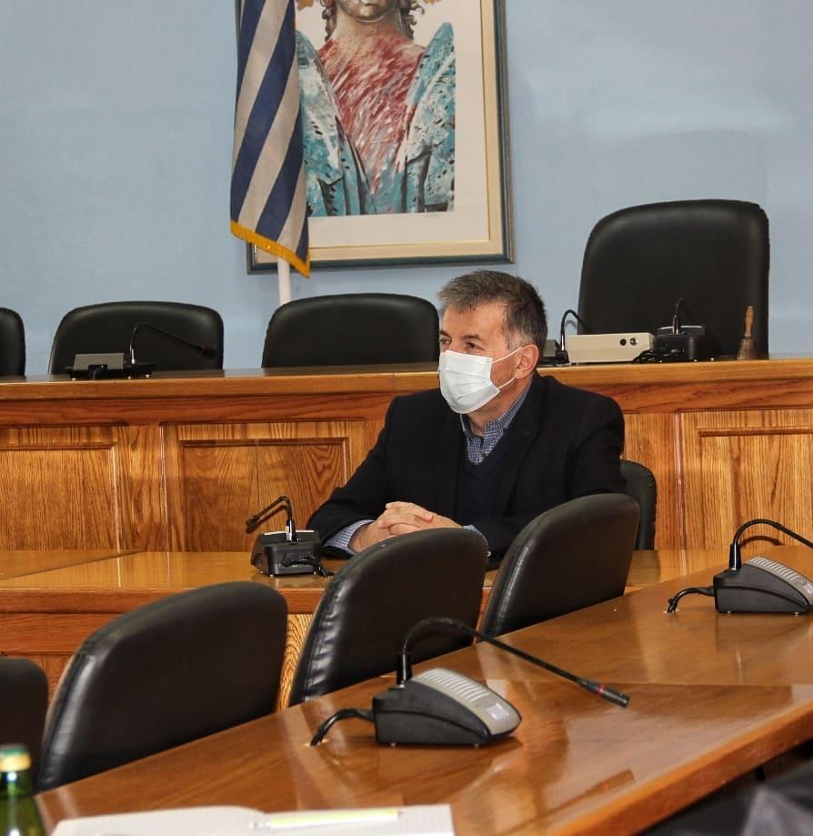 Παρουσίαση Μελέτης Εφαρμογής Αποκατάστασης Εγκαταλελειμμένου Ορυχείου Βεγόρας