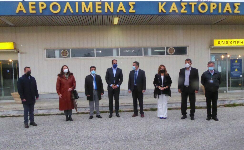 Το σχόλιο της Μαρίας Αντωνίου για την επίσκεψη του Γιάννη Κεφαλογιάννη στην Καστοριά