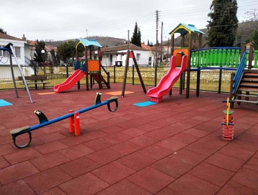 Λειτουργία παιδικών χαρών Δήμου Αμυνταίου