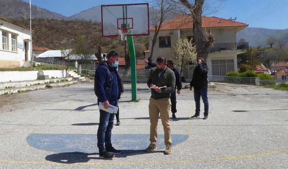 Επισκέψεις του Δημάρχου Καστοριάς, Γιάννη Κορεντσίδη σε περιοχές του Δήμου Καστοριάς