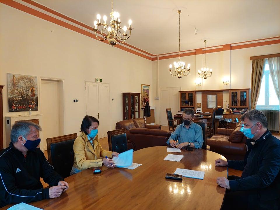 Ξεκινούν οι παρεμβάσεις στις Κοινότητες των Δημοτικών Ενοτήτων Κοζάνης και Αιανής