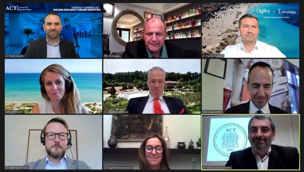 Tourism of Tomorrow 2021: Ανθεκτικότητα απέναντι στις δυσκολίες
