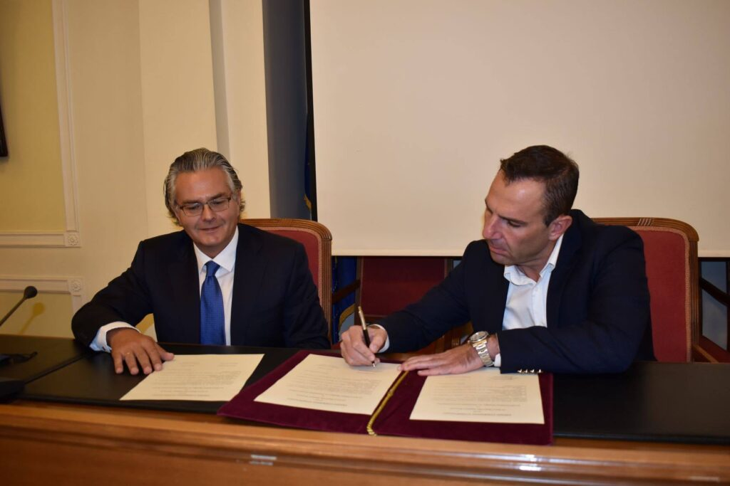 Υπογραφή συμφώνου συνεργασίας με το Thessaloniki Convention Bureau για την ένταξη της Καστοριάς στον χάρτη του Συνεδριακού Τουρισμού