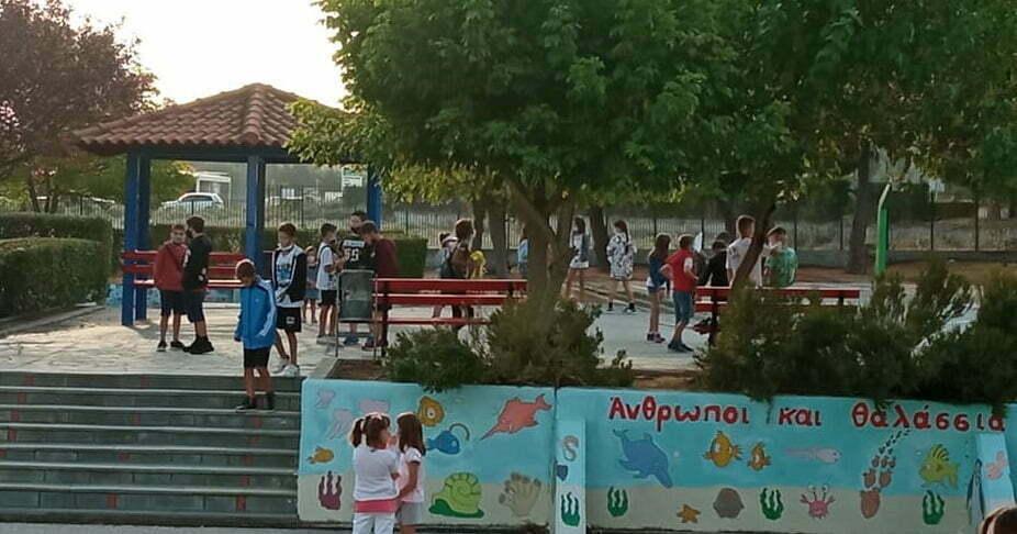 Αυξημένος ο μαθητικός πληθυσμός του δήμου Θέρμης, ξεπέρασε τις 8.800