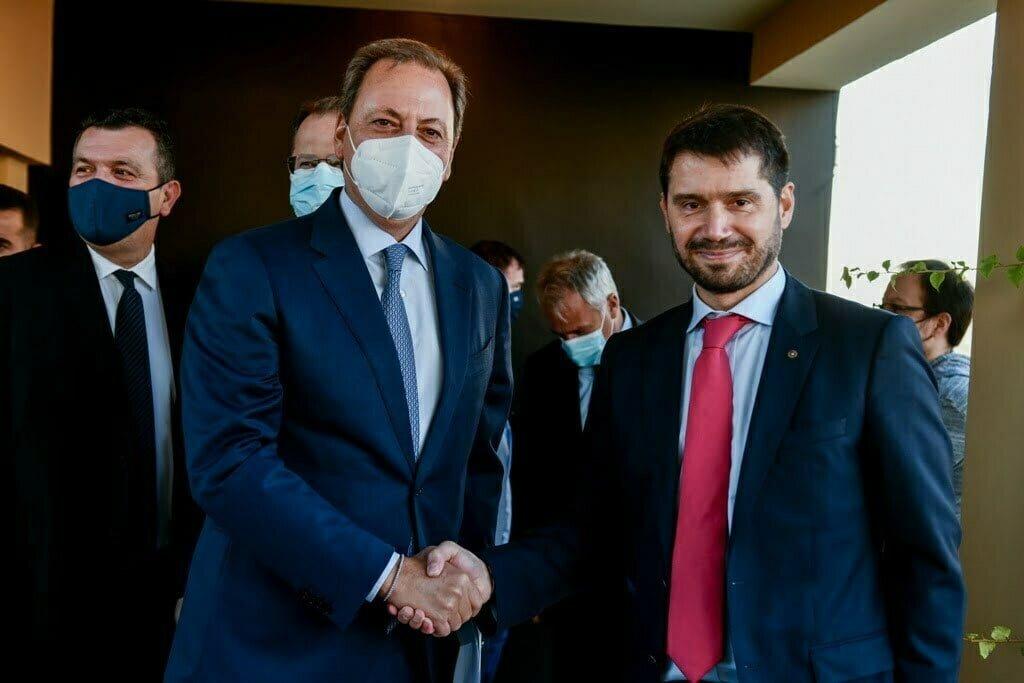 Σπ. Λιβανός για βιβλίο Κ. Μπαγινέτα: Αναδεικνύει τη βασική διαφορά μεταξύ κυβέρνησης ΝΔ και κυβέρνησης ΣΥΡΙΖΑ: Αξιοπιστία vs Αναξιοπιστία