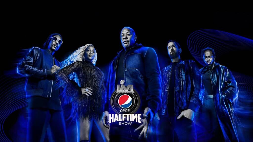 Ο Dr. Dre, ο Snoop Dogg και άλλα αστέρια θα τραγουδήσουν στο διάλλειμα του Super Bowl